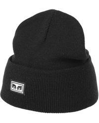Obey Hat - Black