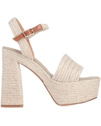 Castaner Sandals - Natural