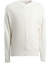 SELECTED Sweater - White