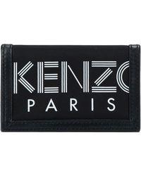 KENZO Brieftasche - Schwarz