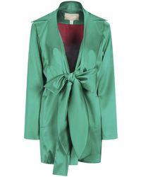 Matériel Suit Jacket - Green
