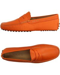 Tod's Mocassins - Orange