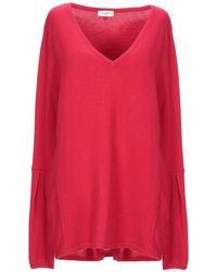 LE COEUR TWINSET Jumper - Red