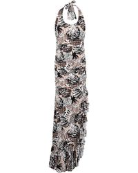 Fisico - Long Dress - Lyst