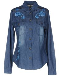 Desigual Denim Shirt - Blue