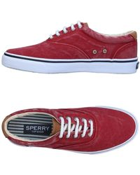 Sperry Top-Sider Sneakers - Rojo