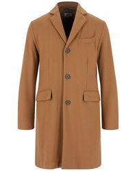 Hartford Coat - Brown