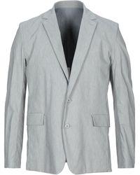 Attachment Suit Jacket - Grey