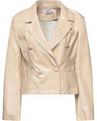 WEILI ZHENG Suit Jacket - Natural