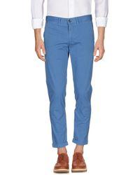 Jeckerson Casual Trouser - Blue