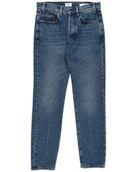Covert Pantalon en jean - Bleu