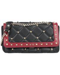 V73 Cross-body Bag - Black