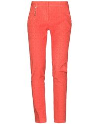 Incotex Casual Trousers - Orange