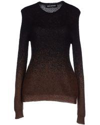 Neil Barrett Sweater - Brown