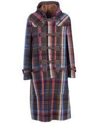 Missoni Coat - Blue