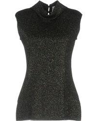 Leitmotiv Sweater - Black