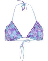 SEASTER - Bikini Top - Lyst