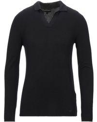 Emporio Armani Sweater - Black