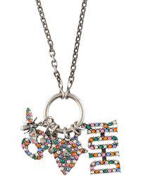 Dior Halskette - Mettallic