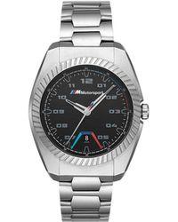 BMW Armbanduhr - Schwarz