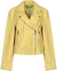 MICHAEL Michael Kors Jacket - Yellow