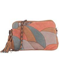 Sessun Cross-body Bag - Multicolour