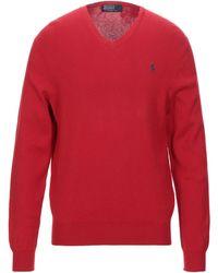 Polo Ralph Lauren Pullover - Rouge