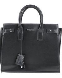 Odi Et Amo Handbag - Black