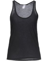 Alternative Apparel Camiseta de tirantes - Negro