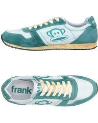 Paul Frank Low Sneakers & Tennisschuhe - Blau