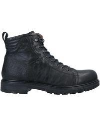 Nero Giardini Ankle Boots - Black