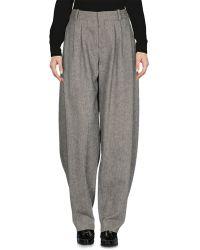 Chloé Casual Trouser - Grey