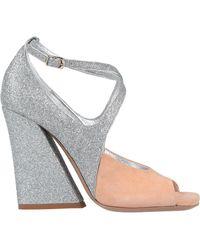 Dries Van Noten Zapatos de salón - Multicolor