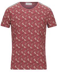 COACH T-shirt - Rosso