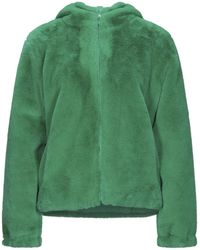 P.A.R.O.S.H. Teddy Coat - Green