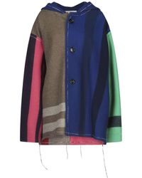 Marni Coat - Blue