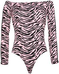Guess Camiseta - Rosa