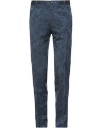 Etro Trouser - Blue