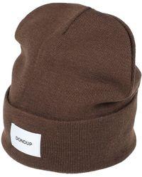 Dondup Hat - Brown
