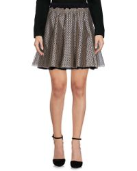 Carla G - Knee Length Skirts - Lyst