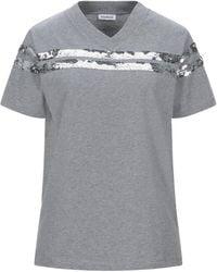 Bikkembergs T-shirt - Gris