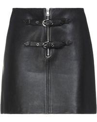 Pinko Mini Skirt - Black