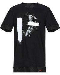 RH45 Rhodium T-shirt - Black