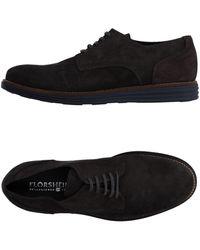 Florsheim Lace-up Shoe - Grey