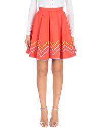 Anna October - Knee Length Skirt - Lyst