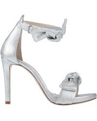 Ottod'Ame Sandals - Metallic