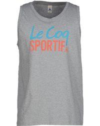 Le Coq Sportif - Vest - Lyst