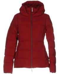 Jan Mayen Down Jacket - Red