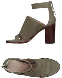 Zimmermann Sandals - Green