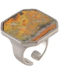 Isabel Marant Ring - Yellow